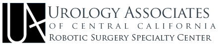 urology associates of central California surgery center logo